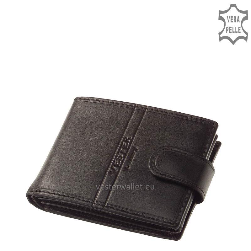 Exkluzív Vester pénztárca VF102/T fekete