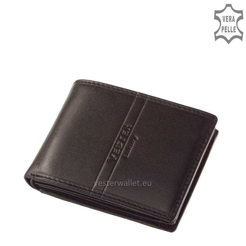 Exkluzív Vester pénztárca VF102 fekete