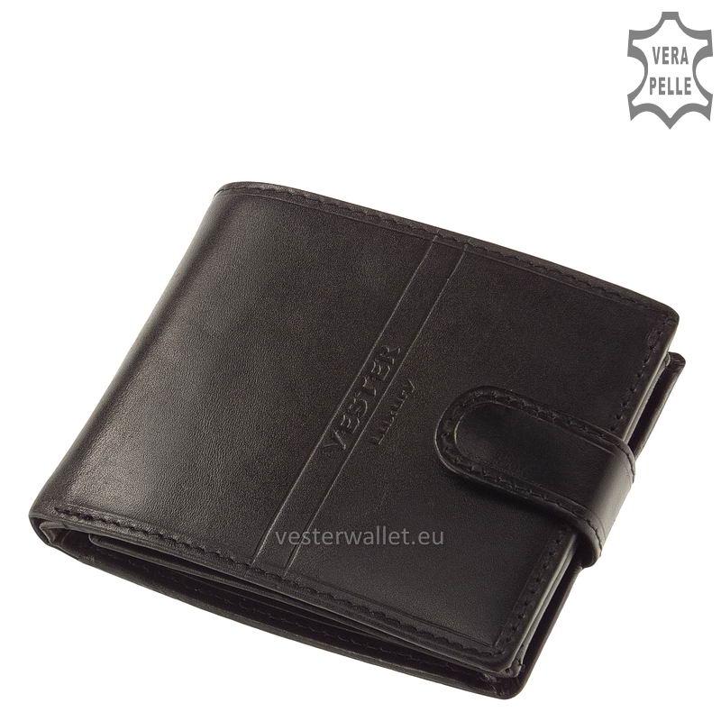 Exkluzív Vester pénztárca VF6002L/T fekete