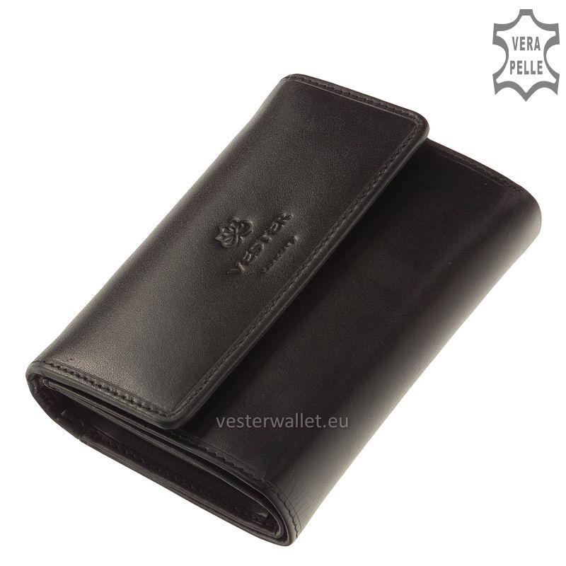 Vester Luxury női pénztárca VLN603 fekete