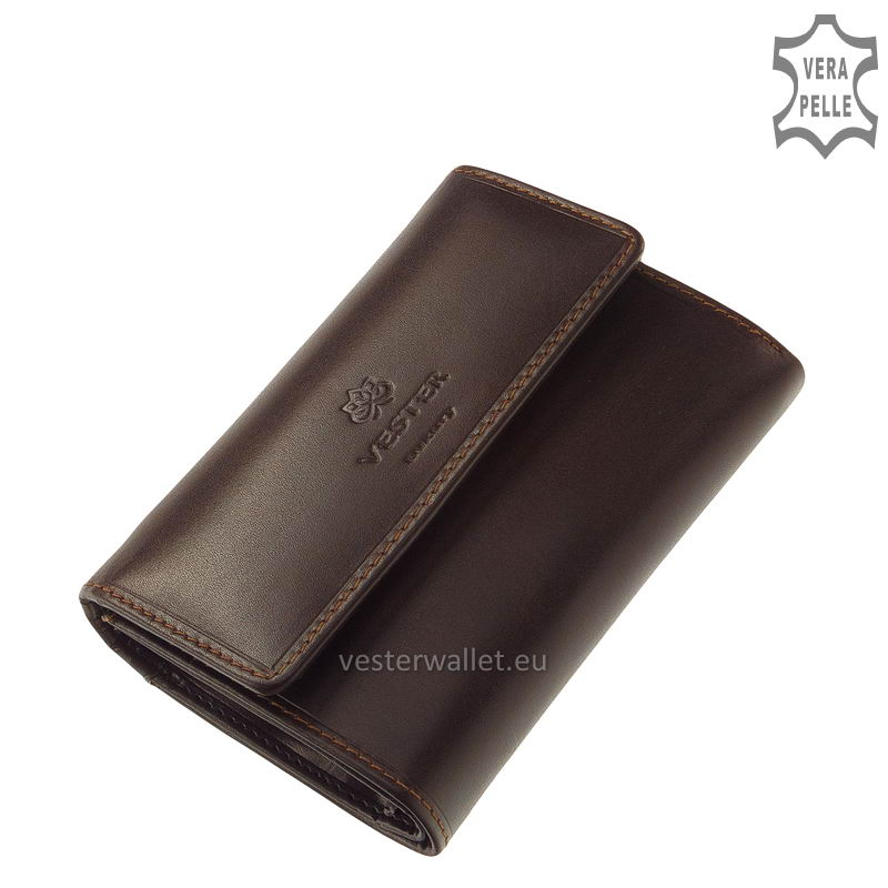 Vester Luxury női pénztárca VLN603 barna