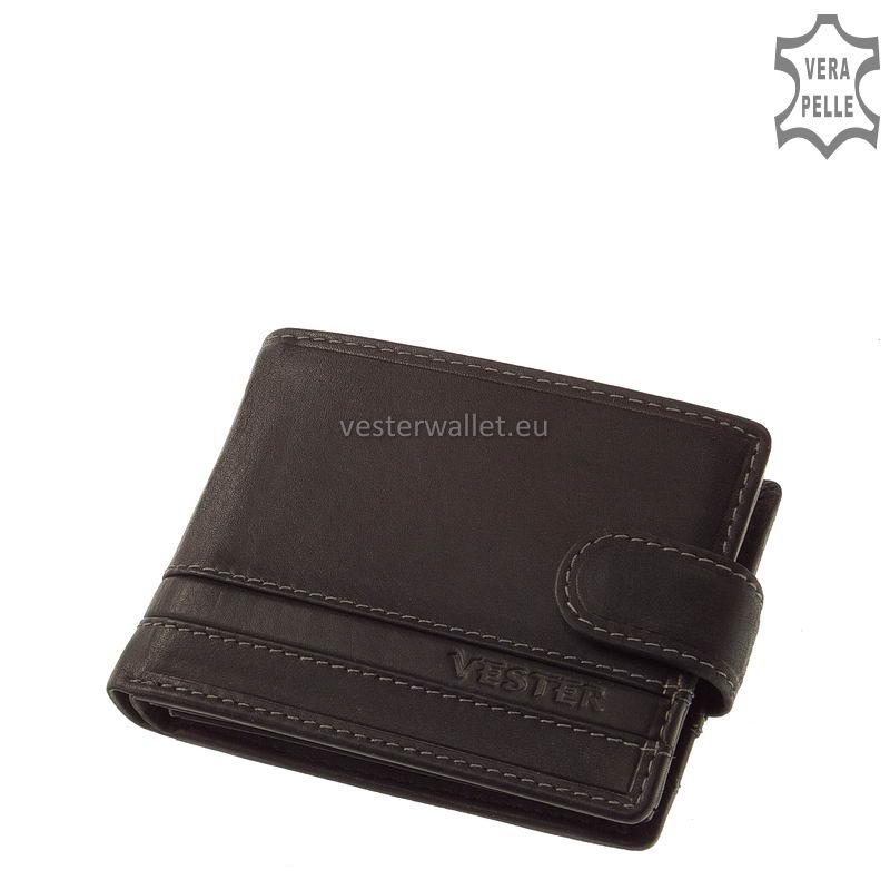 Stílusos Vester férfi pénztárca VMV102/T fekete