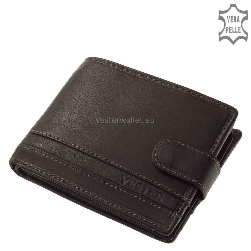 Stílusos Vester férfi pénztárca VMV1027/T fekete